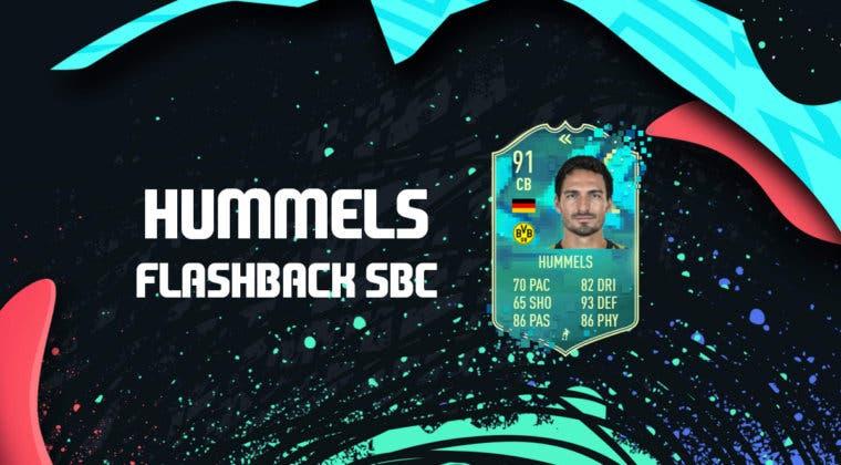Imagen de FIFA 20: ¿Merece la pena Mats Hummels Flashback? + Solución SBC