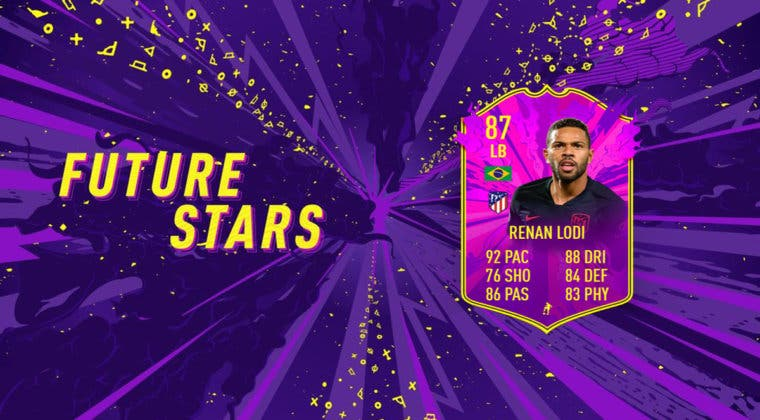 Imagen de FIFA 20: review Renan Lodi Future Stars