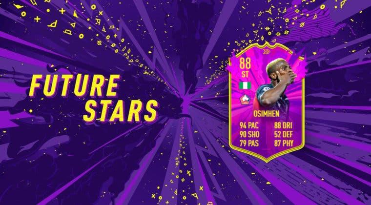 Imagen de FIFA 20: Guía para conseguir a Osimhen 88 Future Stars