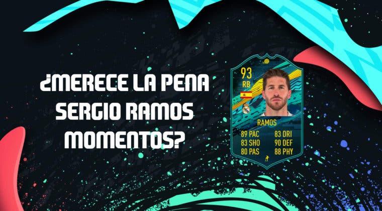 Imagen de FIFA 20: ¿Merece la pena Sergio Ramos Momentos? + Solución de su SBC