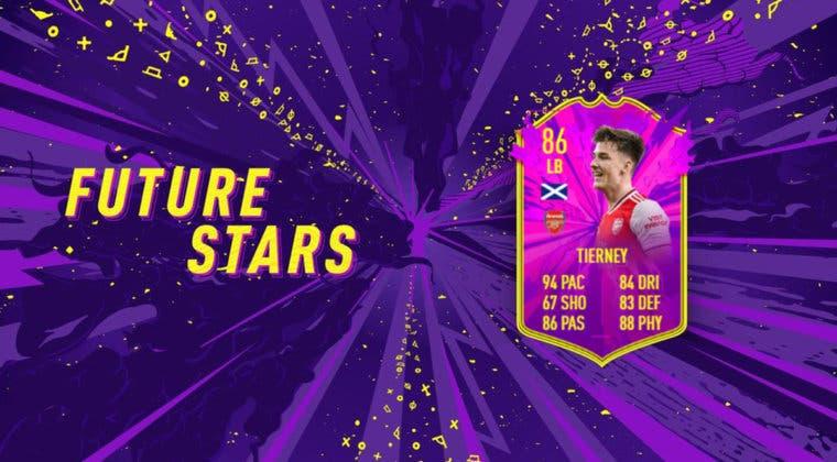 Imagen de FIFA 20: ¿Merece la pena Tierney Future Stars? + Solución de su SBC