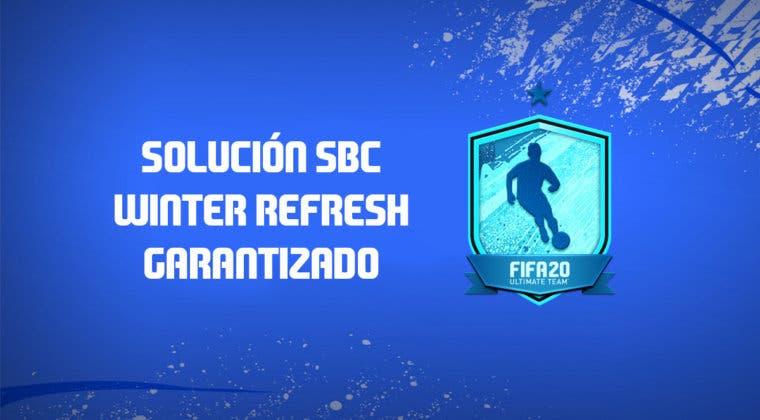 Imagen de FIFA 20: Cómo conseguir un jugador Winter Refresh garantizado en SBC