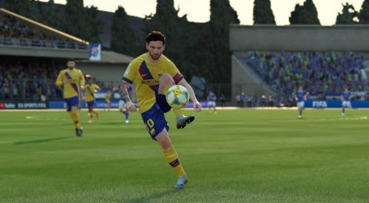 Imagen de FIFA 20: Los mejores estilos de química para atacantes