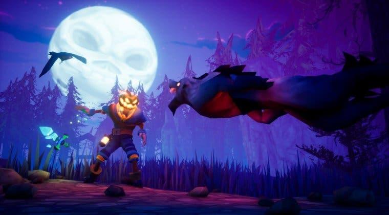 Imagen de Pumpkin Jack, el juego inspirado en MediEvil y Jak & Daxter, publica una demo