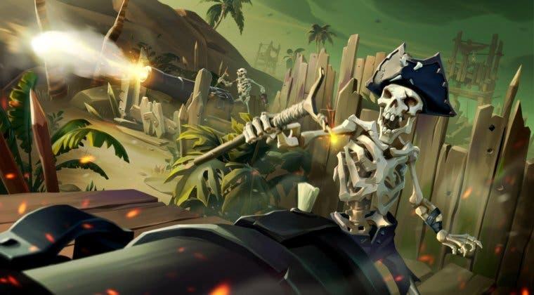 Imagen de Esta es la millonaria cifra de jugadores que ya han pasado por Sea of Thieves