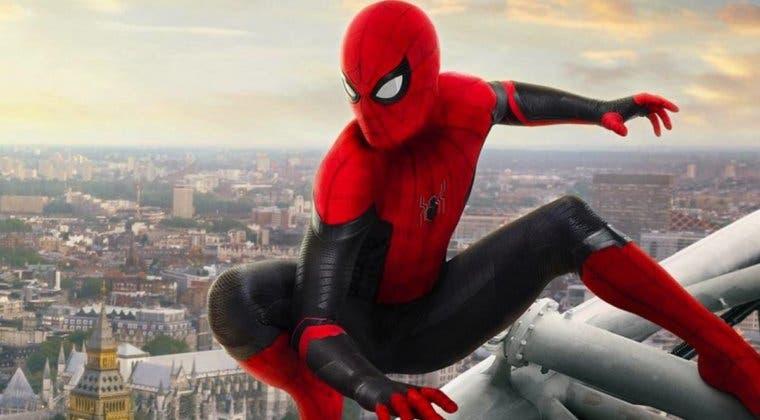 Imagen de Spider-Man 3 está ambientada en Navidad, según una filtración del rodaje