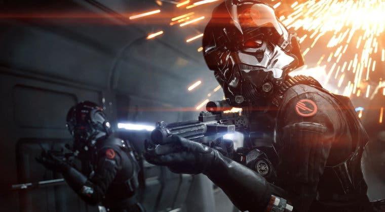 Imagen de Star Wars Battlefront II muestra su evolución gráfica en una nueva comparativa
