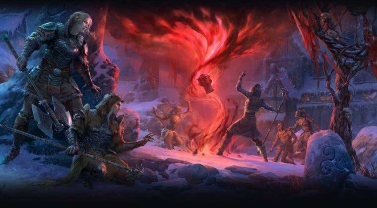 Imagen de Así es Harrowstorm, el nuevo DLC de The Elder Scrolls Online