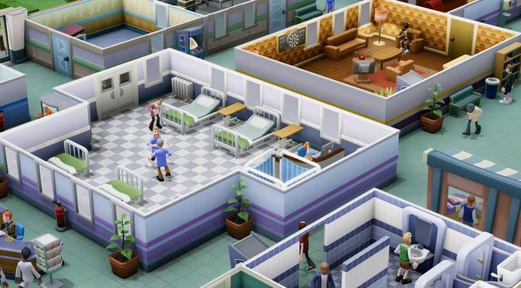Imagen de Two Point Hospital ya es el segundo mejor juego de Switch en 2020 según Metacritic