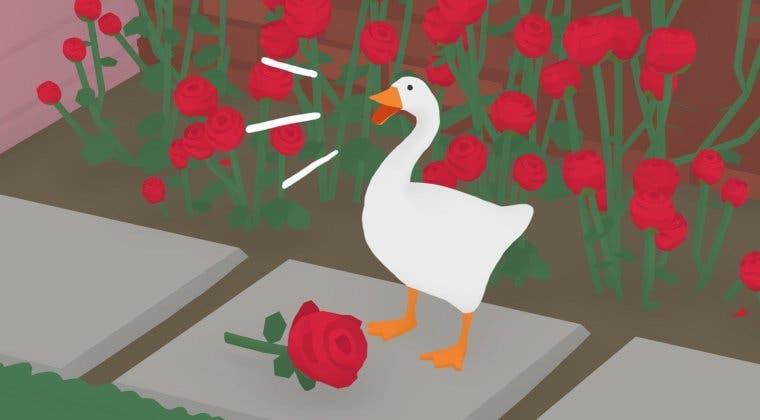 Imagen de Untitled Goose Game fue el mejor juego del año 2019 para los DICE Awards 2020