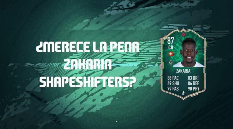 Imagen de FIFA 20: ¿Merece la pena Zakaria Shapeshifters? + Solución de su SBC