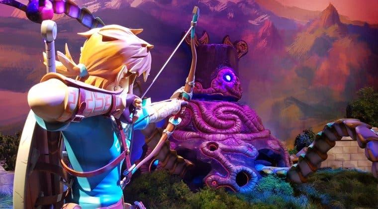 Imagen de Así pelean los mejores jugadores de The Legend of Zelda: Breath of the Wild