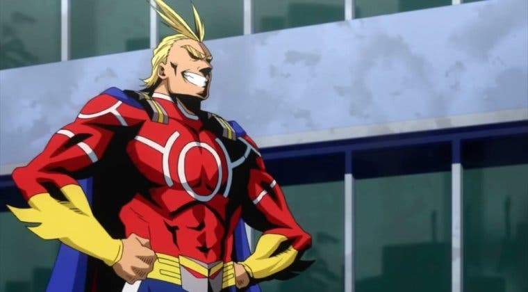 Imagen de ¿Qué actor haría de All Might (My Hero Academia) en un live-action?