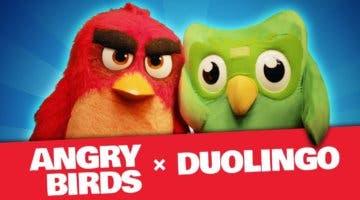Imagen de Duolingo y Angry Birds unen fuerzas en un curioso evento de colaboración