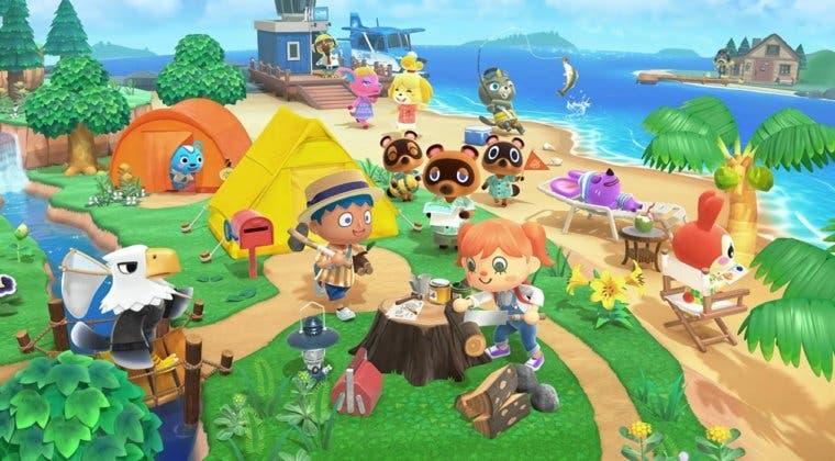 Imagen de La página oficial de Animal Crossing: New Horizons desvela una nueva característica del juego