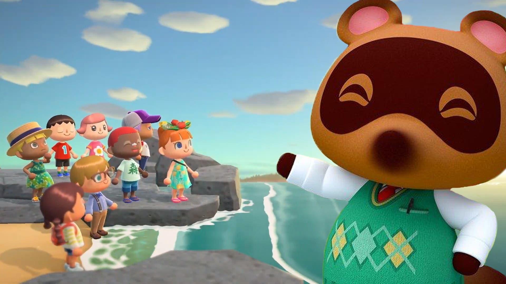 Buceo en Animal Crossing: New Horizons? Se filtra la actualización ...