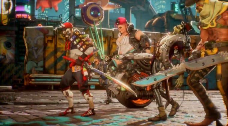 Imagen de Bleeding Edge, lo nuevo de Ninja Theory, comenzó a desarrollarse como un clásico MOBA