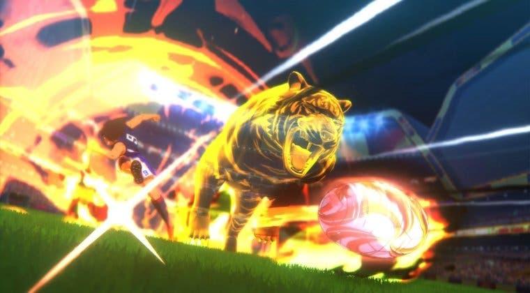 Imagen de Oliver y Benji: Así es la increíble figura de Mark Lenders 'Tiro del Tigre'