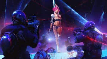 Imagen de Cyberpunk 2077 contará con una opción para 'censurar' los desnudos