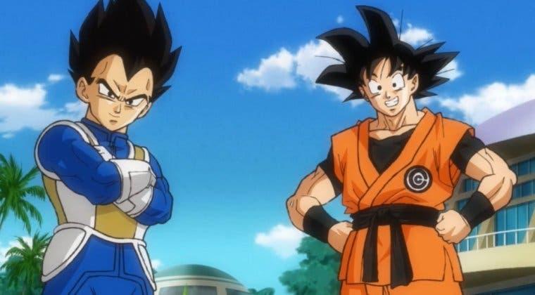 Imagen de La comunidad de Dragon Ball reacciona ante los nuevos diseños de Goku y Vegeta