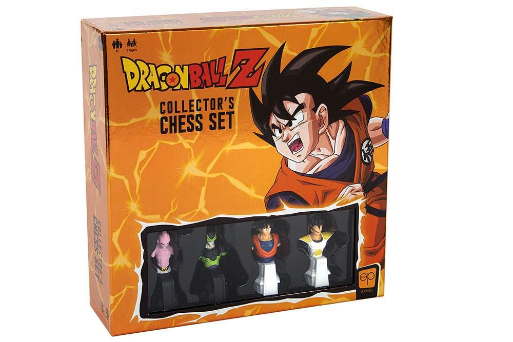 Imagen de Así es el increíble nuevo ajedrez de Dragon Ball Z