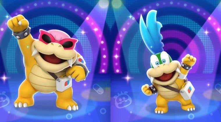Imagen de Dr. Mario World sumará dos nuevos doctores y asistentes del frente de los villanos de la saga