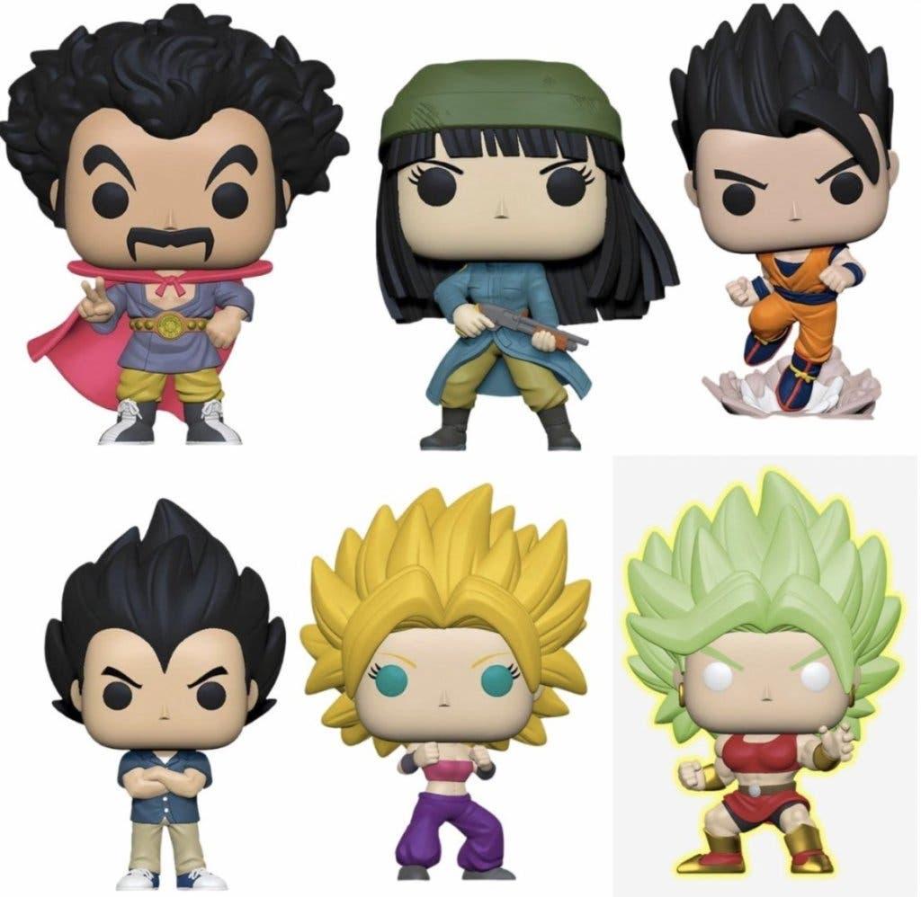 Imagen de Dragon Ball Super presenta nueva línea de Funko Pops