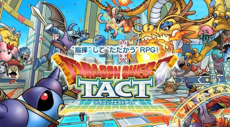 Imagen de Dragon Quest Tact muestra su primer y extenso tráiler gameplay