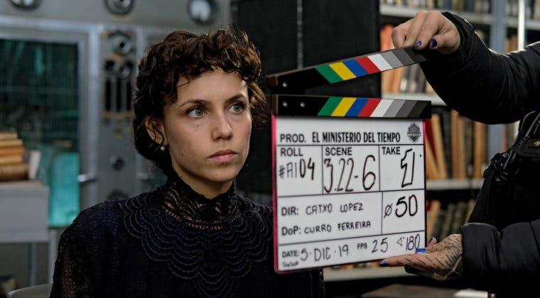 Imagen de El Ministerio del Tiempo: primeras imágenes de la cuarta temporada con la patrulla al completo