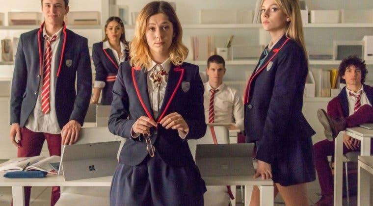 Imagen de Élite: El curioso cameo de un actor de Glee en la tercera temporada
