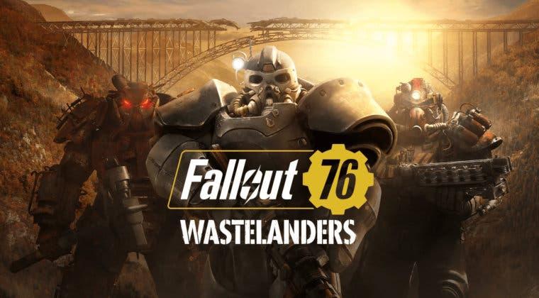 Imagen de La expansión Wastelanders de Fallout 76 se retrasa por el coronavirus