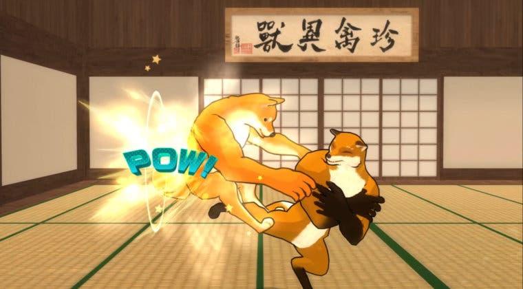 Imagen de El disparatado Fight of Animals llegará a Switch en unas semanas y se actualiza en PC