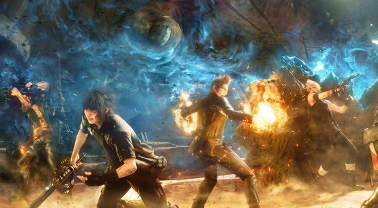 Imagen de Final Fantasy XV y más llegarán en los próximos días a Xbox Game Pass