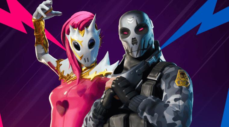 Imagen de Así es 'Amor y Guerra', el nuevo gran evento de Fortnite