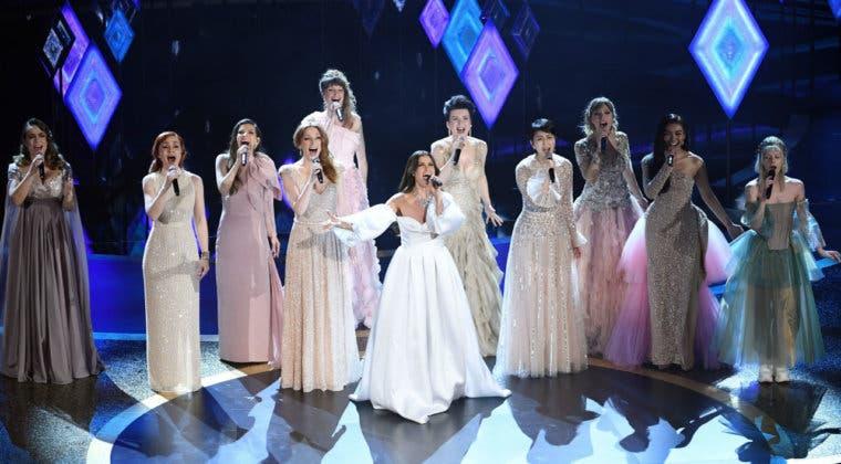 Imagen de Frozen II: la polémica lingüística llega a los Oscar y Gisela es descrita como 'castellana', pero, ¿es correcto?