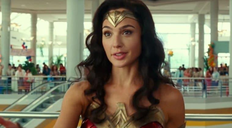 Imagen de Wonder Woman 1984 y un detergente, el crossover más épico