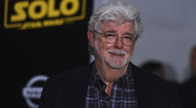 Imagen de Star Wars: el ascenso de Skywalker - Así fue el cameo  de George Lucas