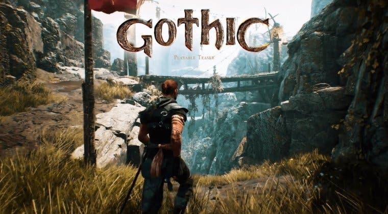 Imagen de THQ Nordic anuncia el desarrollo del remake de Gothic para PS5, Xbox Series y PC
