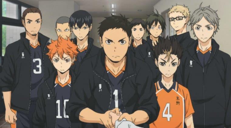 Imagen de Los fans de Haikyuu!! ya piden la temporada 5 del anime