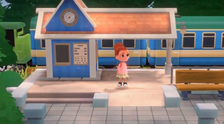 Imagen de Hokko Life, inspirado en Animal Crossing, presenta su primer tráiler