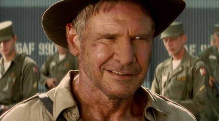Imagen de Harrison Ford volverá en Indiana Jones 5 por última vez