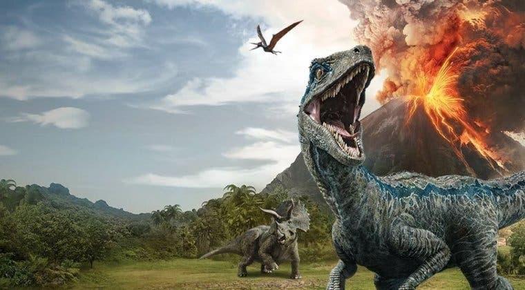 Imagen de Jurassic World: Dominion: Colin Trevorrow comparte una nueva imagen