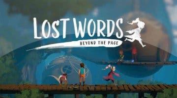 Imagen de Modus Games lanza nuevo tráiler de su aventura Lost Words: Beyond the Page