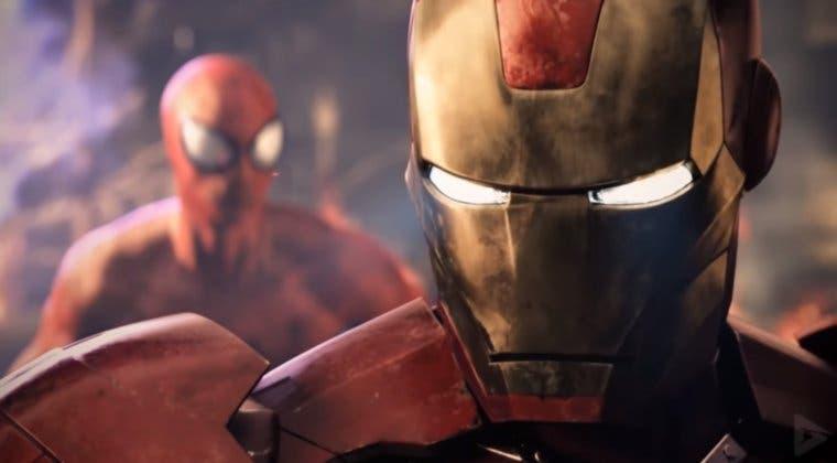 Imagen de El próximo juego de Marvel será anunciado muy pronto