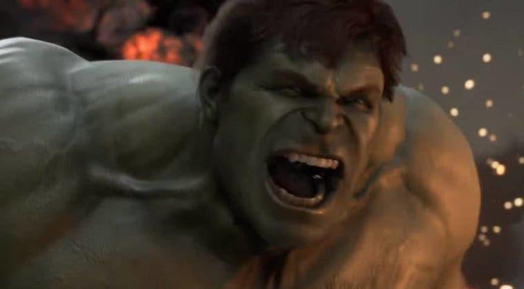 Imagen de Marvel's Avengers nos deja con un nuevo tráiler centrado en Hulk