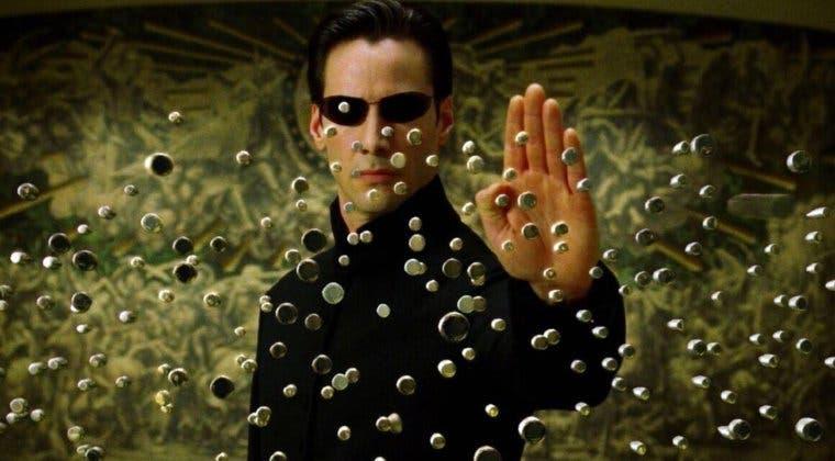 Imagen de Matrix 4 rueda una complicada escena entre dos rascacielos en pleno centro de San Francisco
