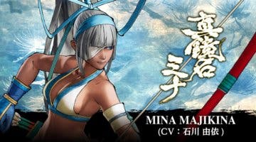 Imagen de Samurai Shodown recibirá a Mina Majikina junto a la versión de Switch