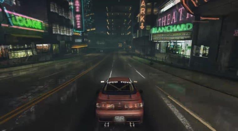 Imagen de Need for Speed: Underground y el ray-tracing se unen gracias a un mod