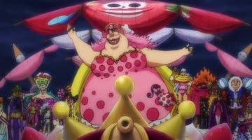 Imagen de One Piece: Big Mom deja atrás a varios de sus hijos en su viaje a Wano
