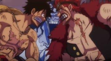 Imagen de One Piece: crítica y resumen del capítulo 976 del manga